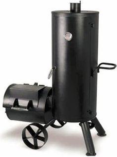 Вертикальная печь барбекю
