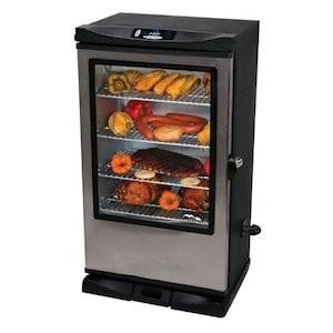 Электрический печь барбекю