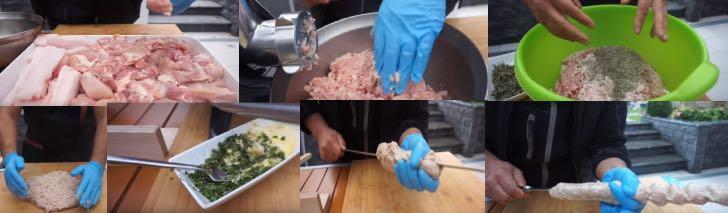 пошаговый рецепт люля кебаба