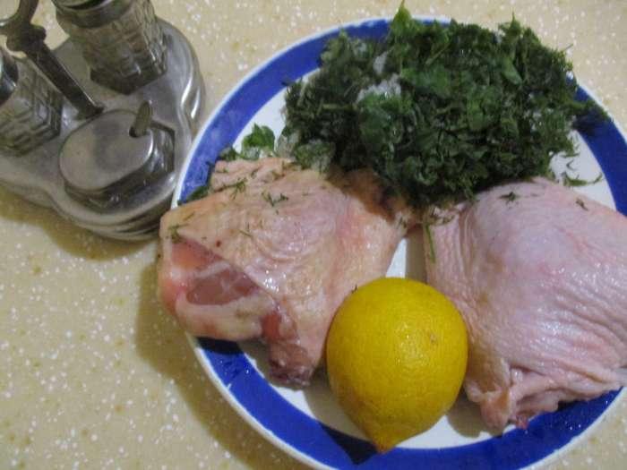 Куриные бёдрышки подготовка к приготовлению