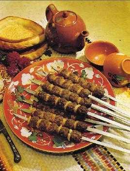 рецепт шашлыка, шашлык из курицы, маринад для шашлыка
