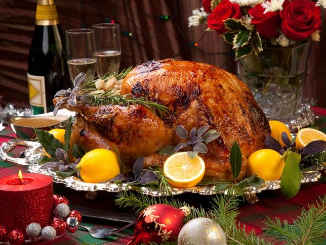 Что приготовить на День благодарения, индейка