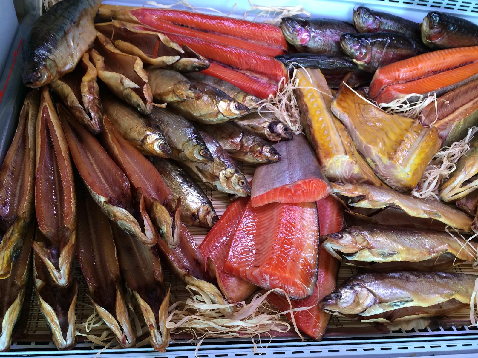 Вредные свойства копченой рыбы