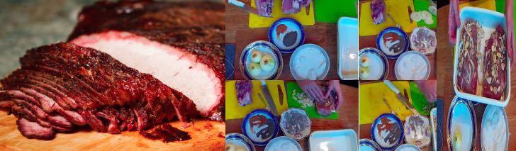 рецепт рассола для копчения свинины