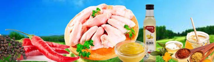 рецепт острых куриных крылышек на гриле