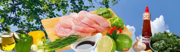 рецепт шашлыка из курицы с лаймом