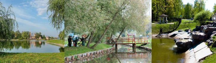 парки для шашлыков