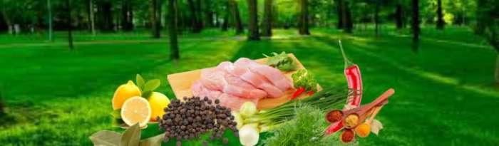рецепт острого шашлыка