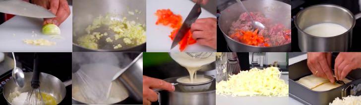 рецепт лазаньи