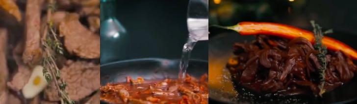 рецепт говядины