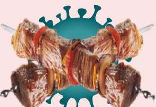 шашлыки и коронавирус