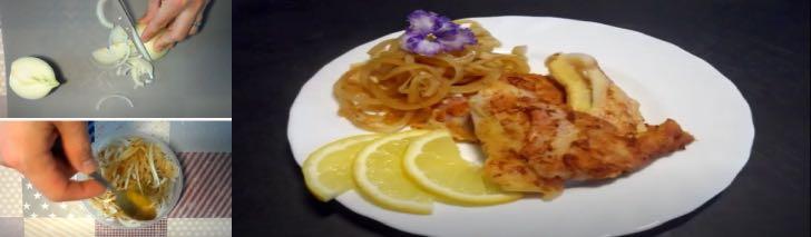 рецепт маринованного лука пошагово