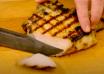 стейк из свинины на электрогриле